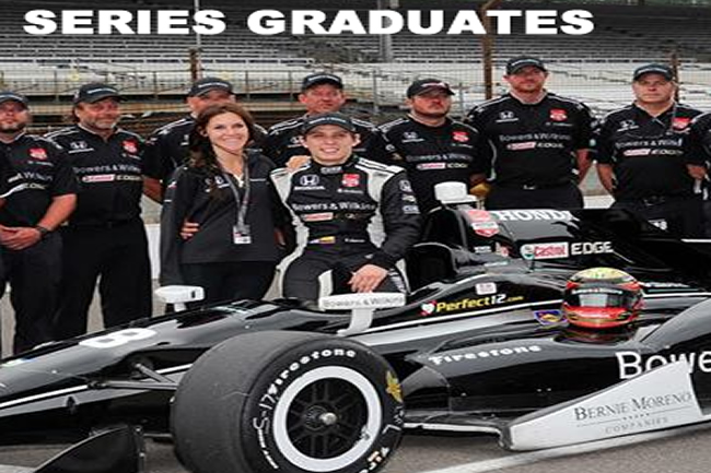 Formula Car Challenge presented by Goodyear Graduates have made it to IndyCar